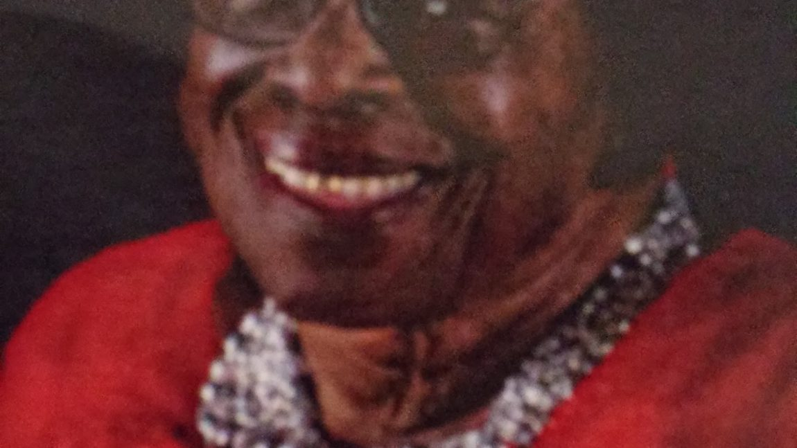 Verna Mae Speed-Hill     March 10, 1928 – May 8, 2017